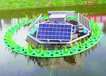 WK太阳能微孔曝气机